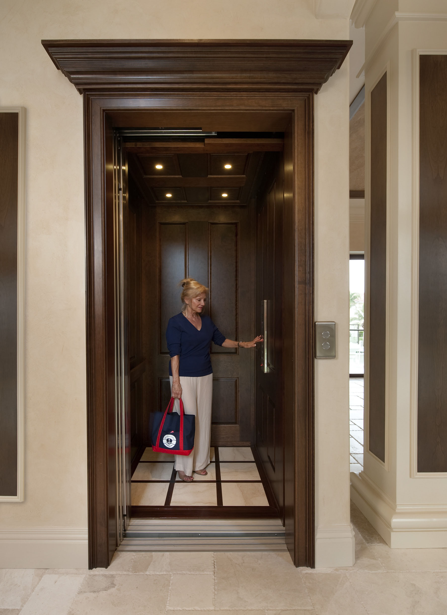 Vertechs edge full passenger vertechs Elevators for the home